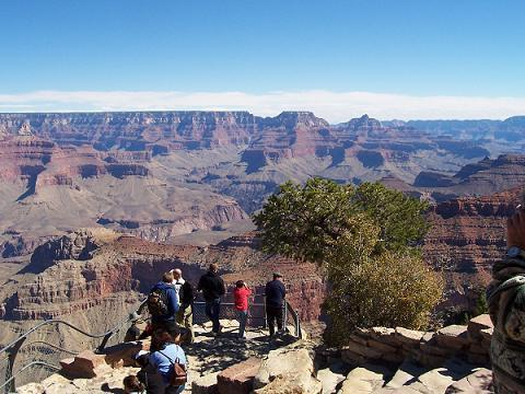 Grand Canyon Lookout c. Lanelli 2006