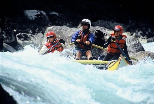 Whitewater Rafting c. Lanelli 2007